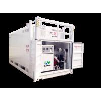 Топливораздаточная колонка для КАЗС И МАЗС SANKI