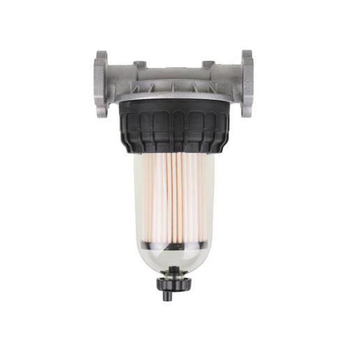 Фильтр для очистки от мех.примесей и воды 70 л/мин. 2 карт.