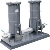 Сепаратор очистки дизельного топлива бензина керосина Gespasa Fixed filtering kit FG 300х2