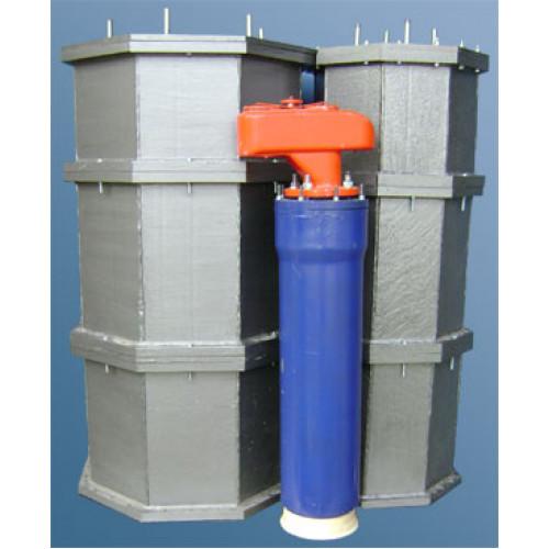 Фильтр очистки воздуха от паров бензина и  ДТ ФБ(ФД)*М