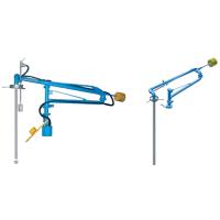 Устройство верхнего слива УНЖ6-100С (установка слива ж/д цистерн)