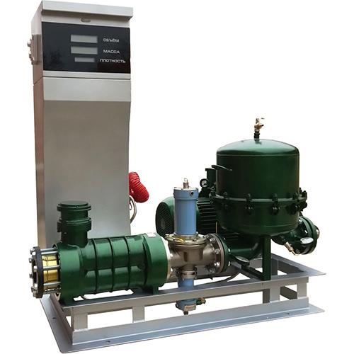Система налива автоматизированная АСН-Д-100