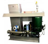 Система  налива нефтепродуктов АСН-Д100-К3 с расходомером