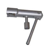 Струбцина для заправки баллонов 5-27 л (клапан)