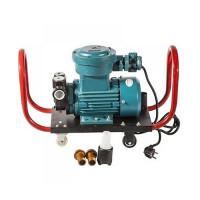 Насос Petroll EX50 (220В) для перекачки бензина керосина (на тележке)