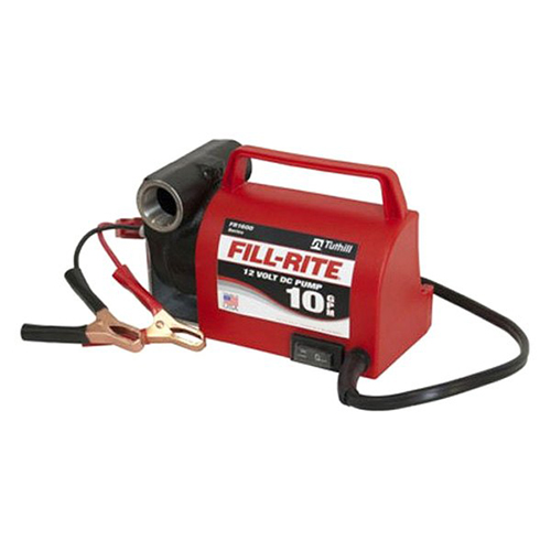 Насос для дизтоплива FR1612 (12В, 38 л/мин) (Tuthill FillRite)
