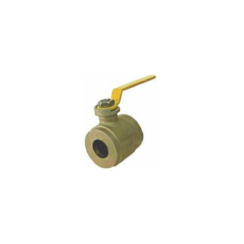 Кран шаровый газовый КШГ-32