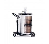 Пневматический солидолонагнетатель с насосом PM3 для бочек 185 кг SAMOA