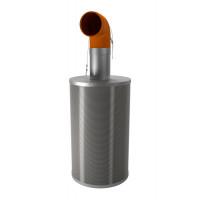 Фильтр для ОС 600х1000 (10 л/сек)