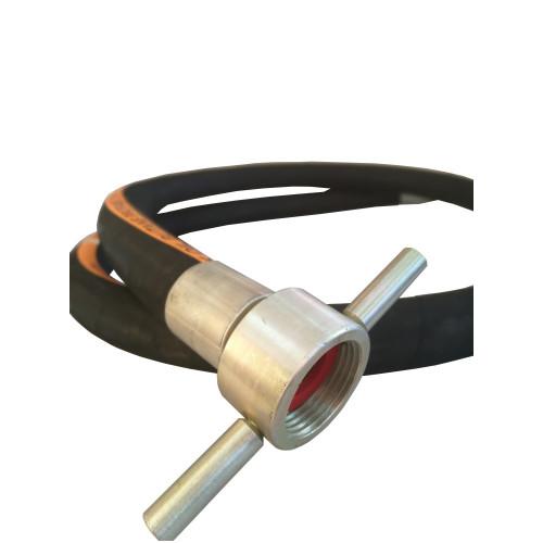 Рукав газовый TrunkOil Butane Propane LPG DN38, L=6м (М60х4L)
