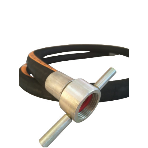 Рукав газовый TrunkOil Butane Propane LPG DN38, L=8м (М60х4L)
