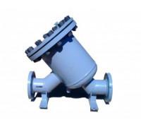 Фильтр ФЖУ-80/0,6 (от 50 мкм, усл. пр. 80 мм, масса 17 кг, с инд. загряз.)