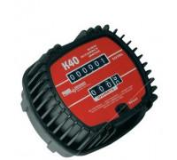 K 40 3-х разрядный механический счетчик отпуска масла