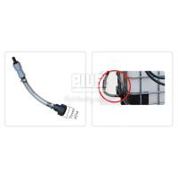 Адаптер для нижнего слива Piusi F15515010