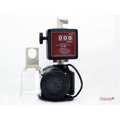 Мобильная ТРК Benza 23-24-80Р для перекачки дизельного топлива
