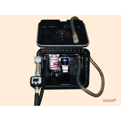 Мобильная ТРК Benza 23-24-57DGT410Ф в ящике