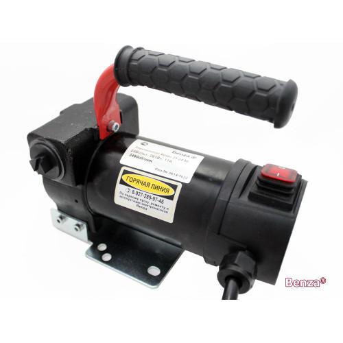 Насос Benza 21-24-40 для перекачки дизельного топлива