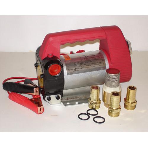 Насос для перекачки дизтоплива DYB-40 24 В