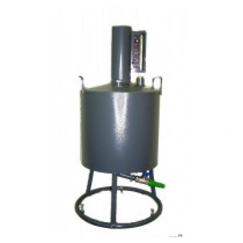 Мерник 2-ого разряда из углеродистой стали М2Р-20-01, без пеногасителя