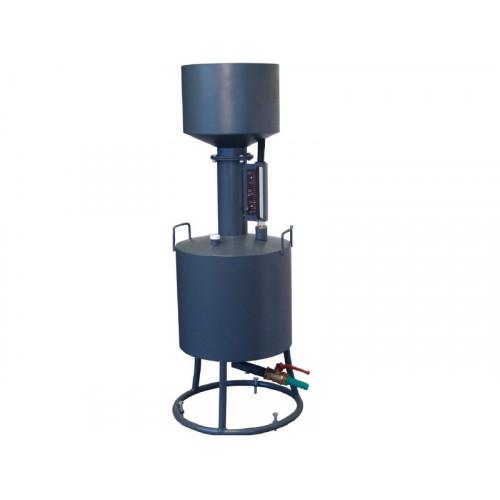 Мерник 2-ого разряда из нержавеющей стали М2Р-20-01П, пеногаситель